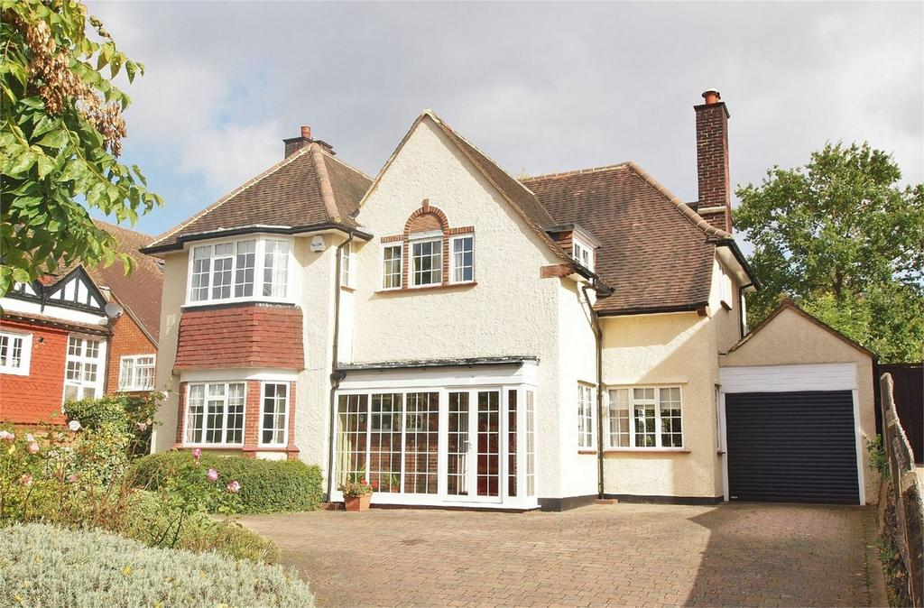 5 Bedrooms Detached House for sale in Oakwood Avenue, Beckenham, Kent