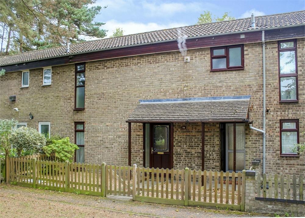 3 Bedrooms Terraced House for sale in Nuthurst, Bracknell, Berkshire