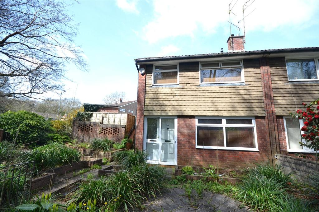 3 Bedrooms Semi Detached House for sale in Queenwood, Penylan, Cardiff, CF23