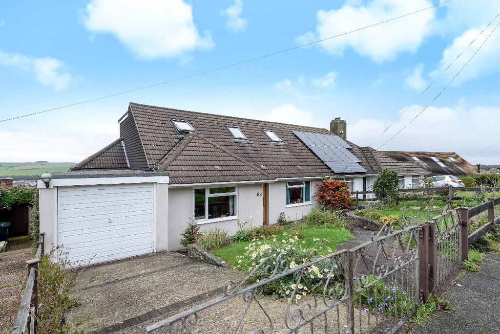 4 Bedrooms Semi Detached House for sale in Cuckmere Way Brighton East Sussex BN1
