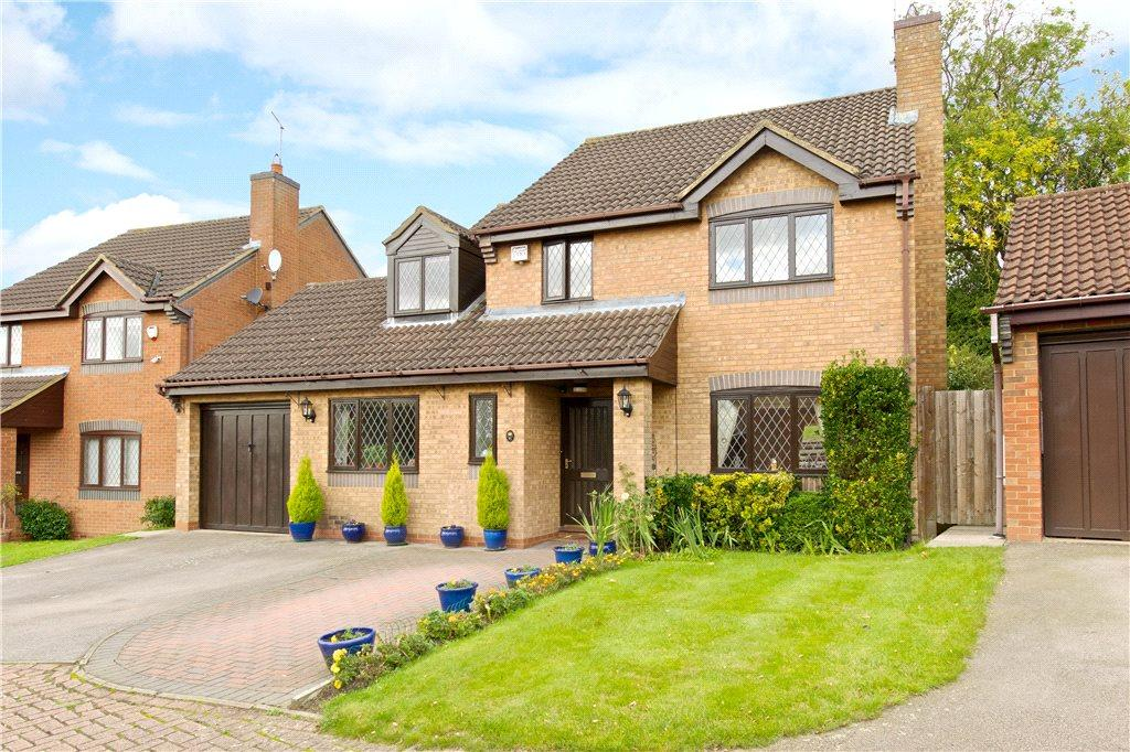 4 Bedrooms Detached House for sale in Tanfield Lane, Abington, Northamptonshire