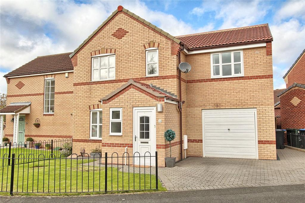 4 Bedrooms Semi Detached House for sale in Westray, Marton