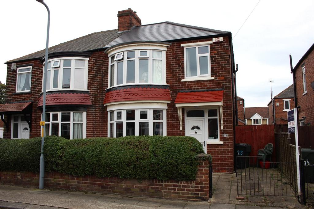 3 Bedrooms Semi Detached House for sale in Toronto Crescent, Longlands