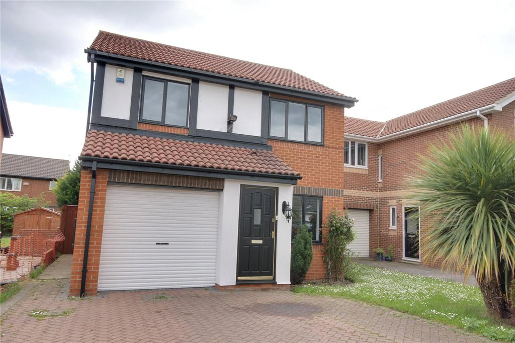 3 Bedrooms Detached House for sale in Colwyn Close, The Ings