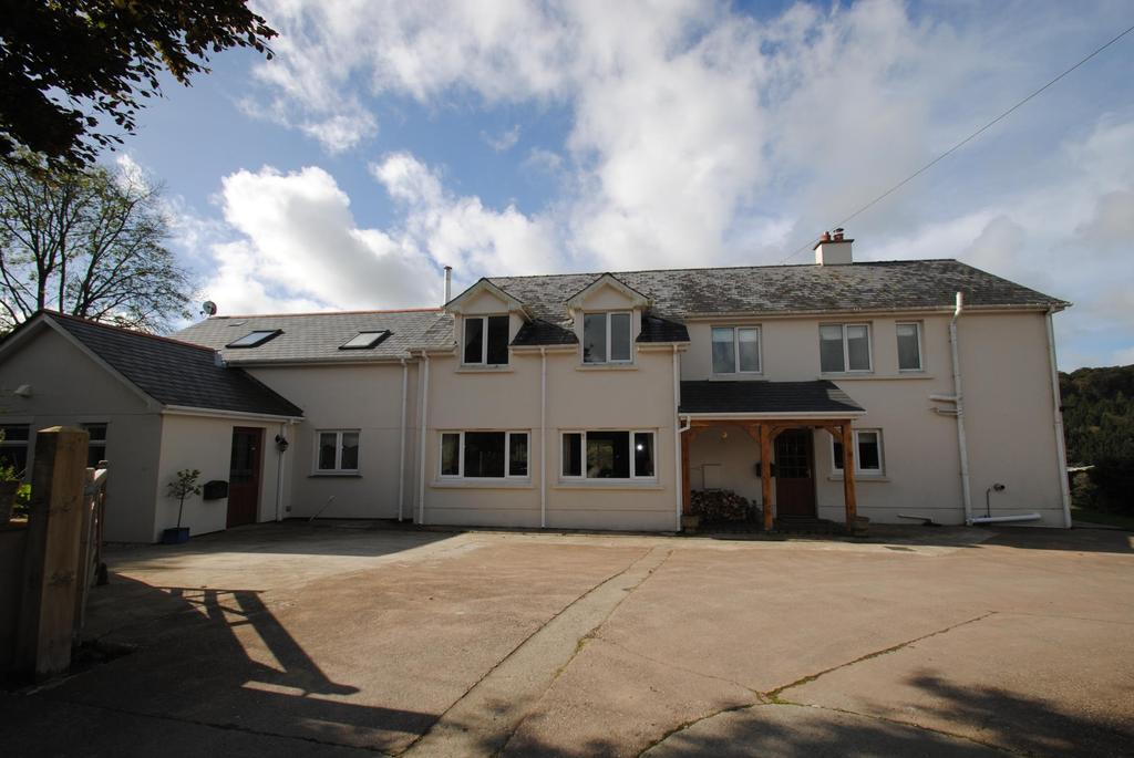 5 Bedrooms Equestrian Facility Character Property for sale in Bratton Fleming, Barnstaple