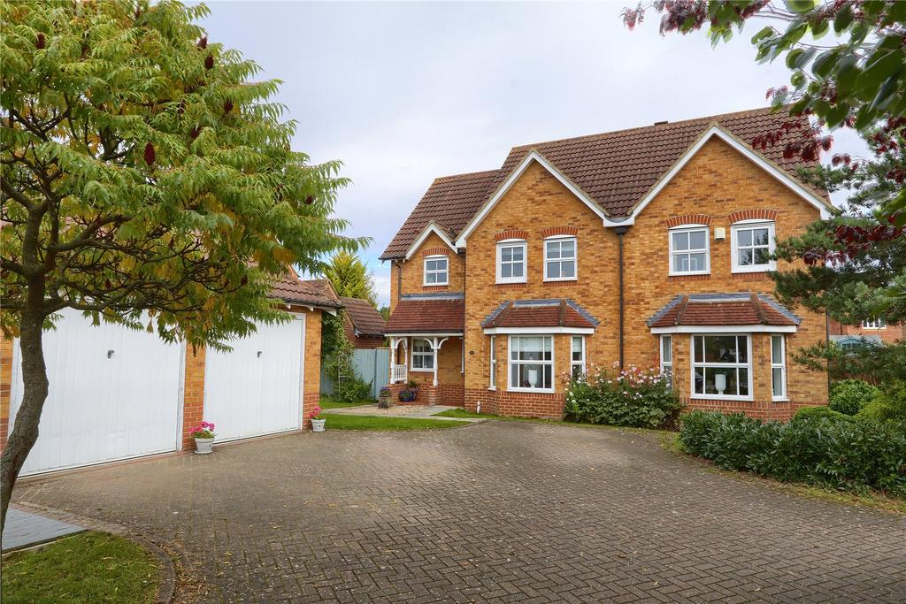 4 Bedrooms Detached House for sale in Nunthorpe Gardens, Nunthorpe