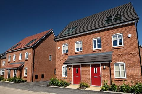 New Build Houses To Rent Oldham