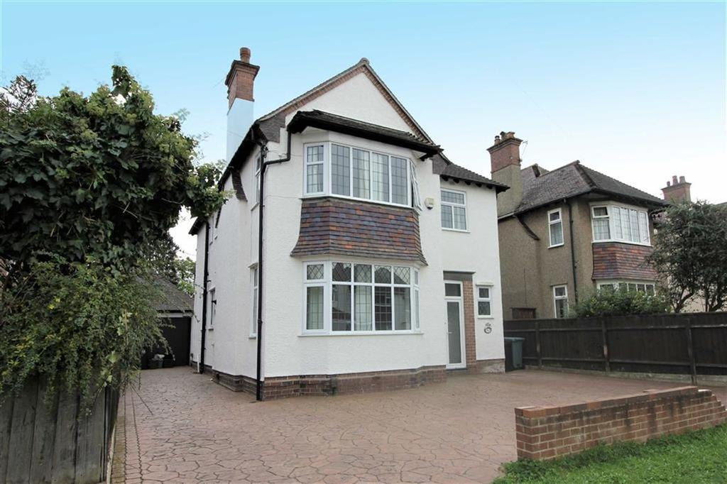 4 Bedrooms Detached House for sale in The Crescent, Henleaze, Bristol