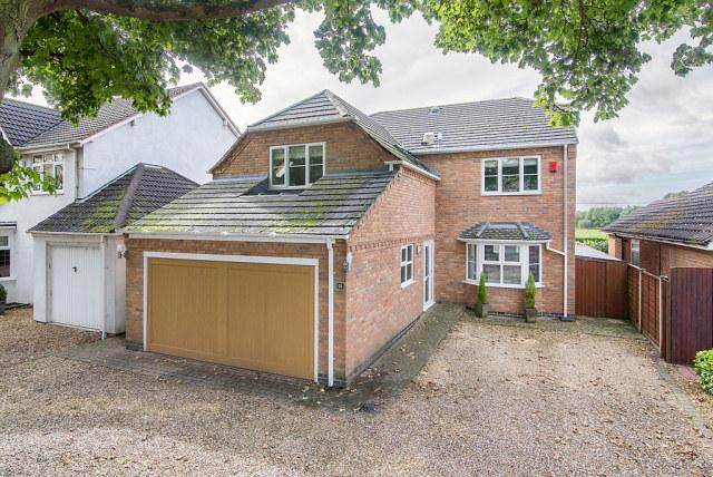 4 Bedrooms Detached House for sale in Court Drive,Shenstone,Lichfield