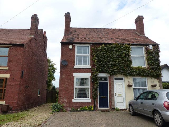 2 Bedrooms Semi Detached House for sale in Great Charles Street,Brownhills,Walsall