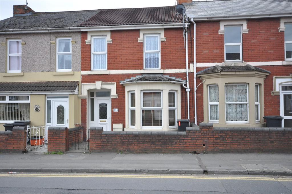 3 Bedrooms Terraced House for sale in Ferndale Road, Swindon, Wiltshire, SN2