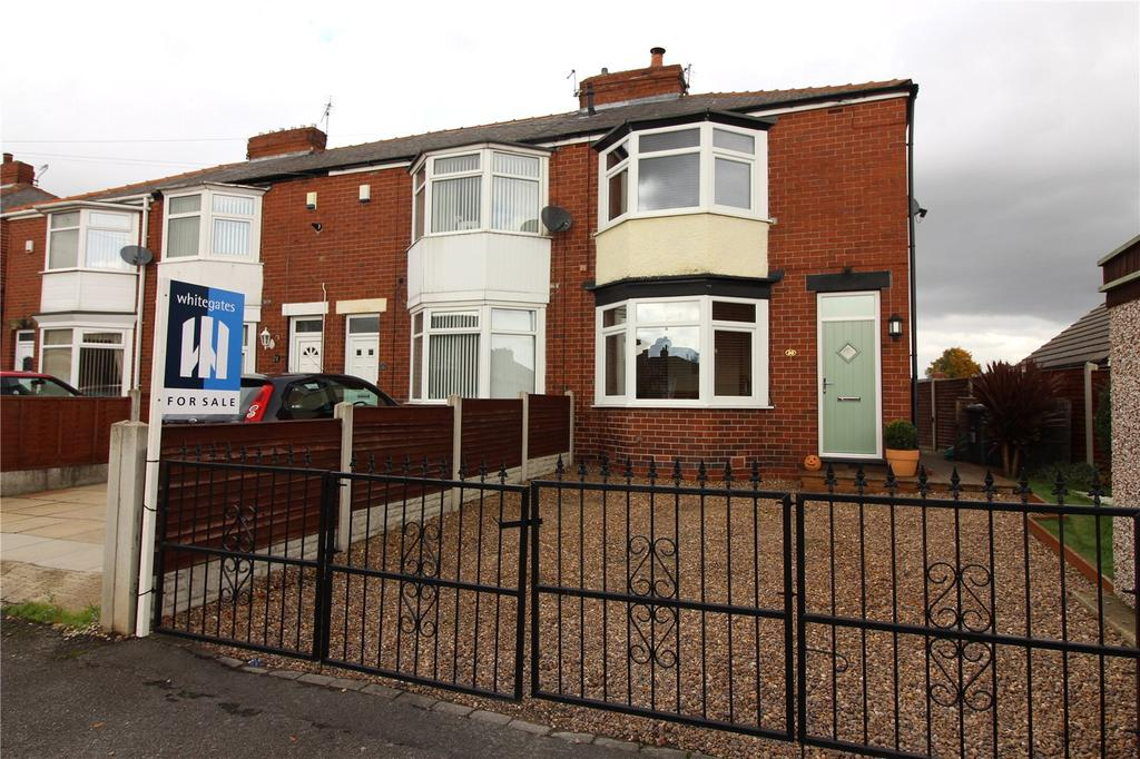 2 Bedrooms End Of Terrace House for sale in Barnsley Road, Darfield, Barnsley, S73