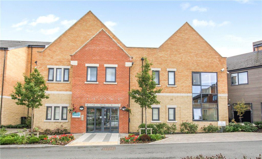 2 Bedrooms Apartment Flat for sale in Oak View Way, Worcester, Worcestershire, WR2