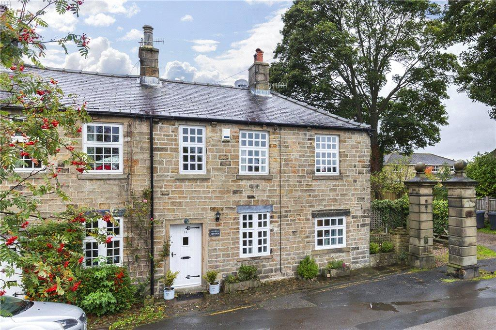 3 Bedrooms Unique Property for sale in Iron Row, Burley in Wharfedale, Ilkley, West Yorkshire