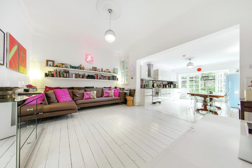 4 Bedrooms Terraced House for sale in Wrentham Avenue, NW10