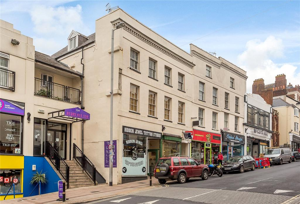 2 Bedrooms Flat for sale in Fore Street, Exeter, Devon, EX4