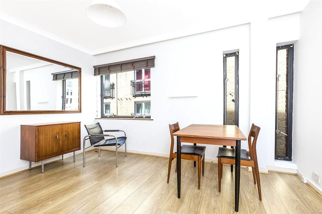 1 Bedroom Flat for sale in Queens Quay, 58 Upper Thames Street, London, EC4V