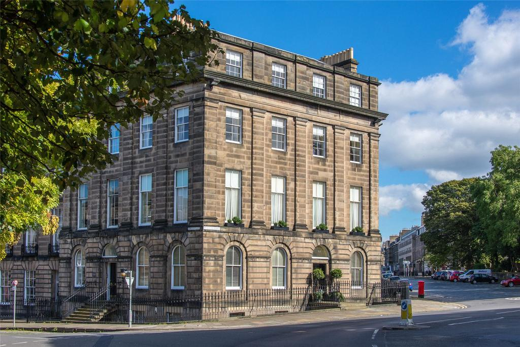 5 Bedrooms Terraced House for sale in Ainslie House (Lot 1), St Colme Street, Edinburgh