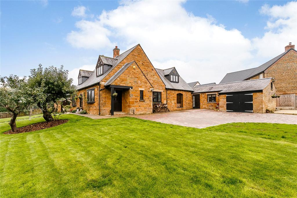 4 Bedrooms Detached House for sale in Broadgate, Great Easton, Market Harborough, Leicestershire