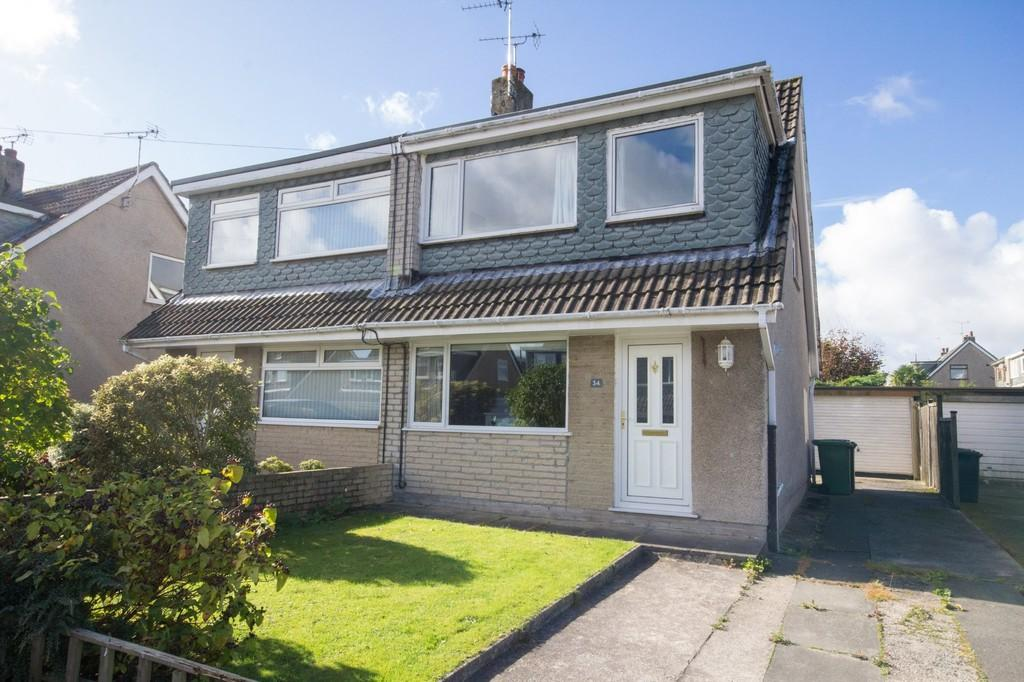 3 Bedrooms Semi Detached House for sale in Sands Road, Ulverston