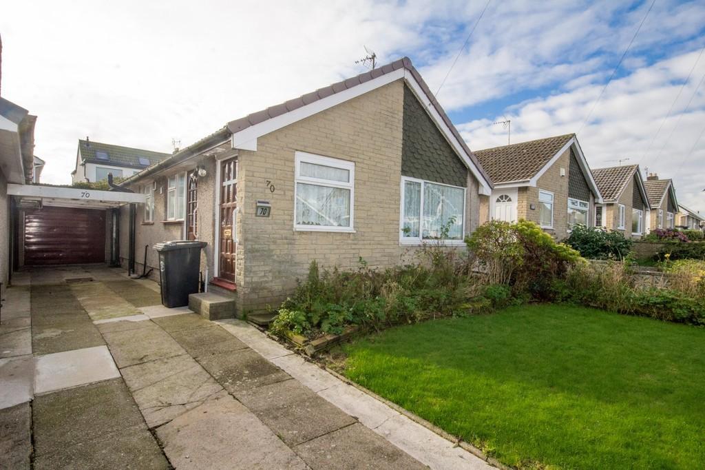 2 Bedrooms Detached Bungalow for sale in Bigland Drive, Ulverston