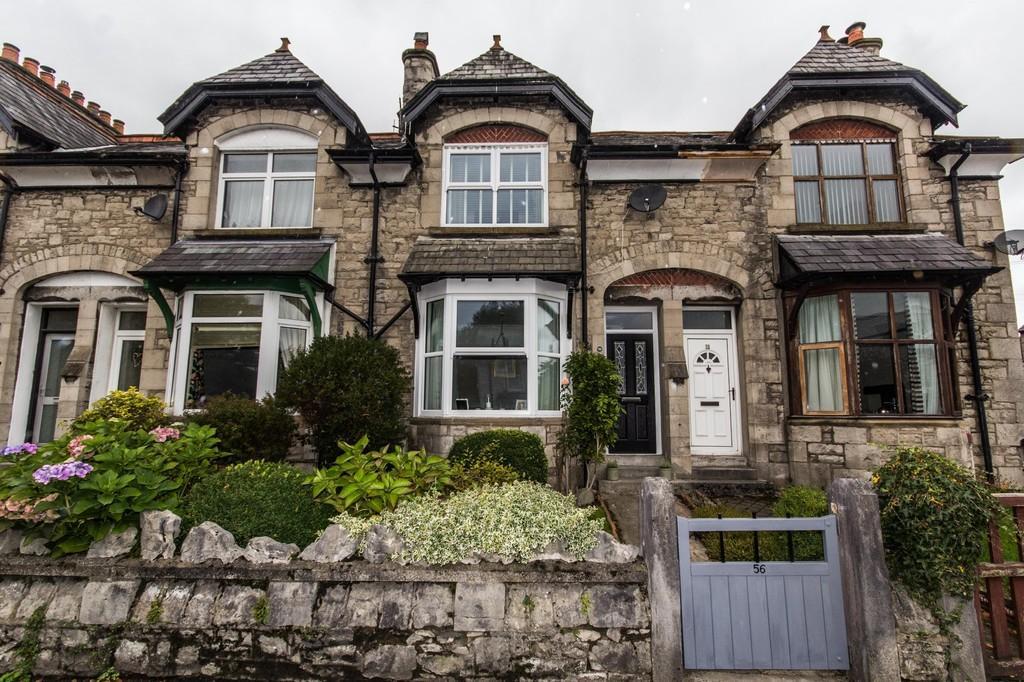 2 Bedrooms Terraced House for sale in 56 Burneside Road, Kendal. LA9 4RL