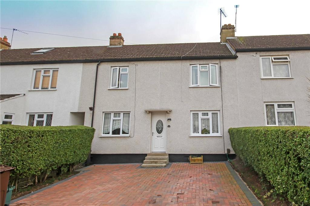 3 Bedrooms Terraced House for sale in Longfield Road, Harpenden, Hertfordshire