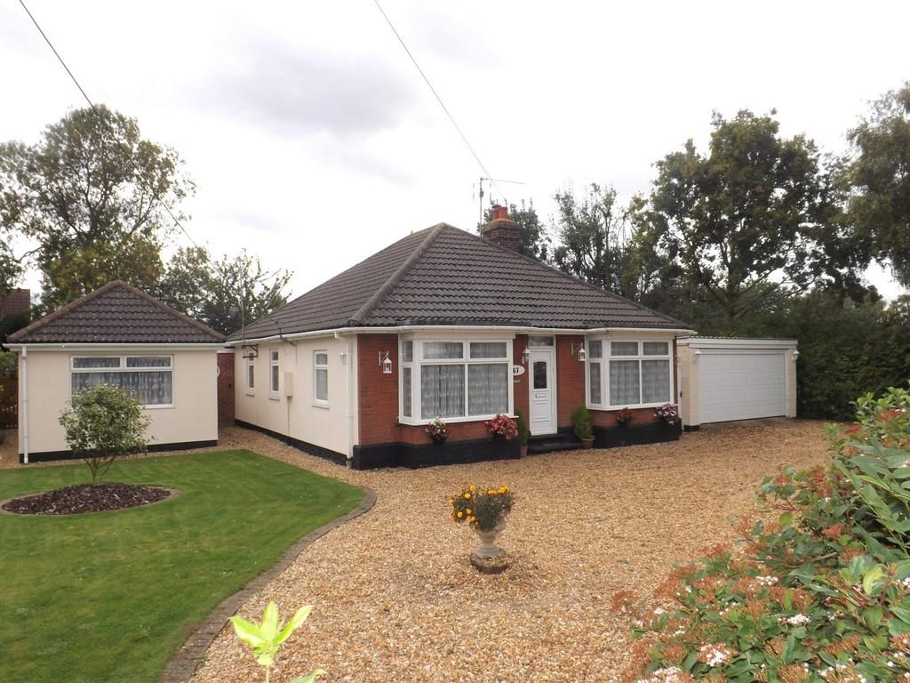 5 Bedrooms Detached Bungalow for sale in High Road, Gorefield, Wisbech