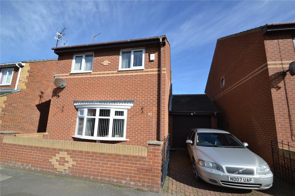 3 Bedrooms Detached House for sale in West Street, Blackhall, Hartlepool, TS27