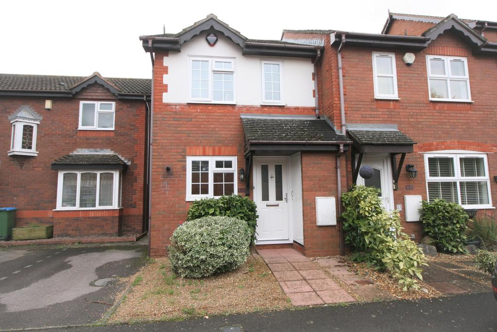 2 Bedrooms End Of Terrace House for sale in Waldegrave Close, Woolston, Southampton, SO19 9RY
