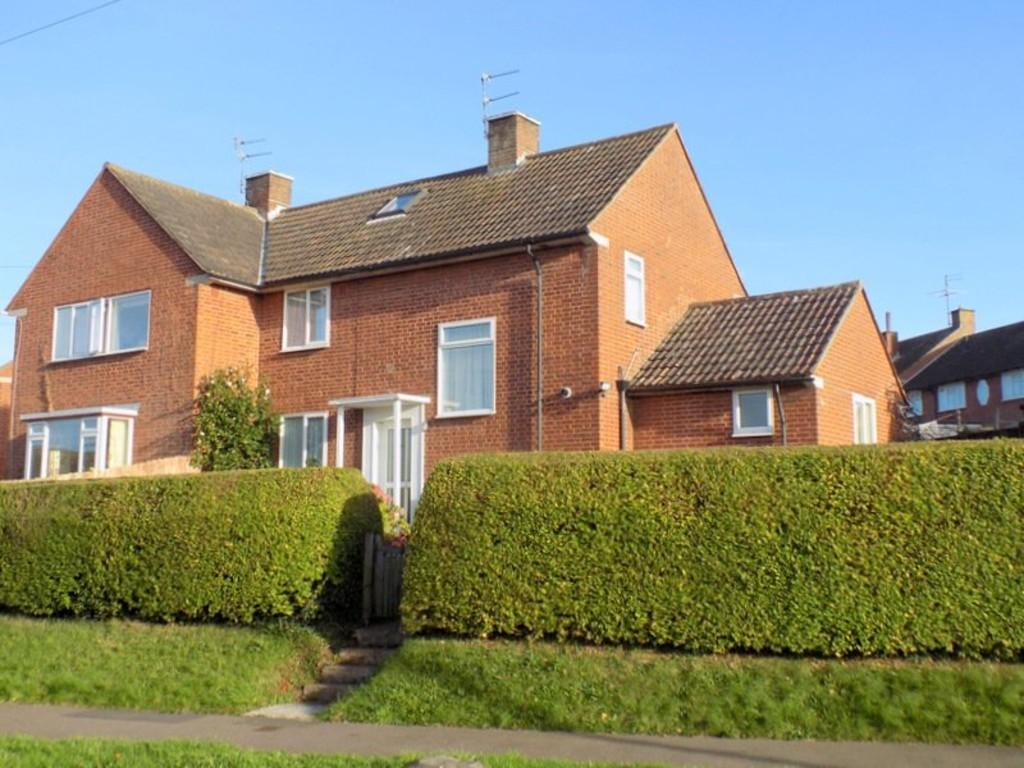 3 Bedrooms Semi Detached House for sale in Moorfield Close, Exmouth