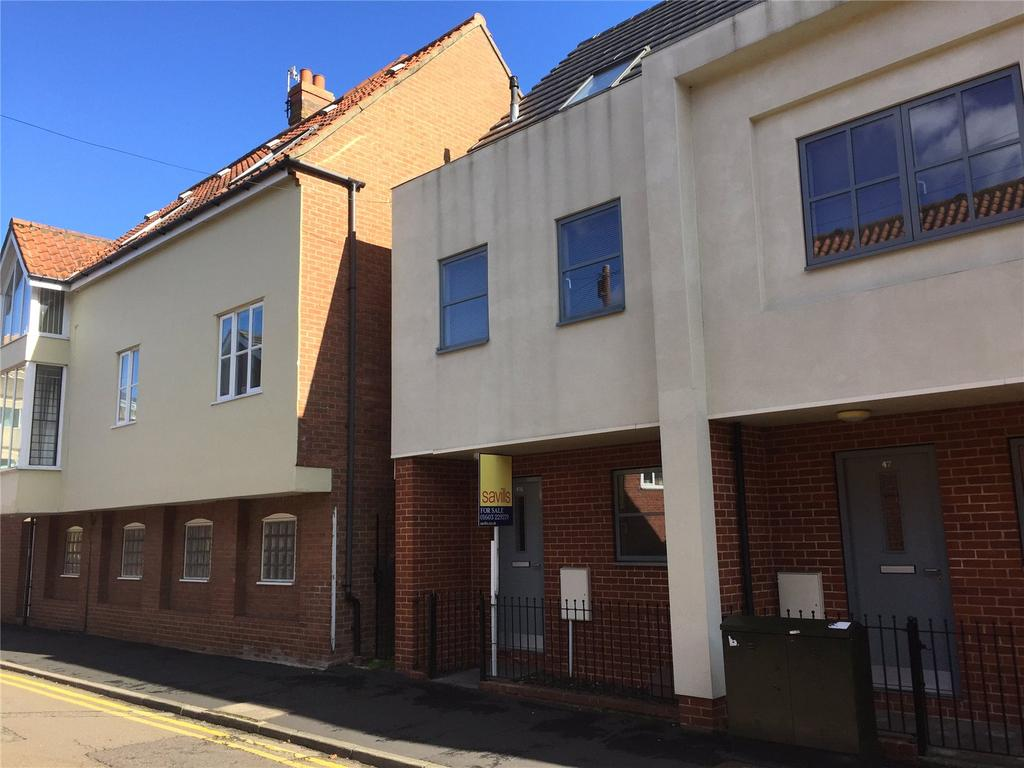 3 Bedrooms Terraced House for sale in 47A St Georges Street, Norwich, NR3