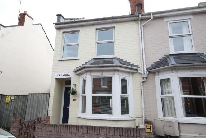 3 Bedrooms End Of Terrace House for sale in Alstone Avenue, Cheltenham, GL51 8EH