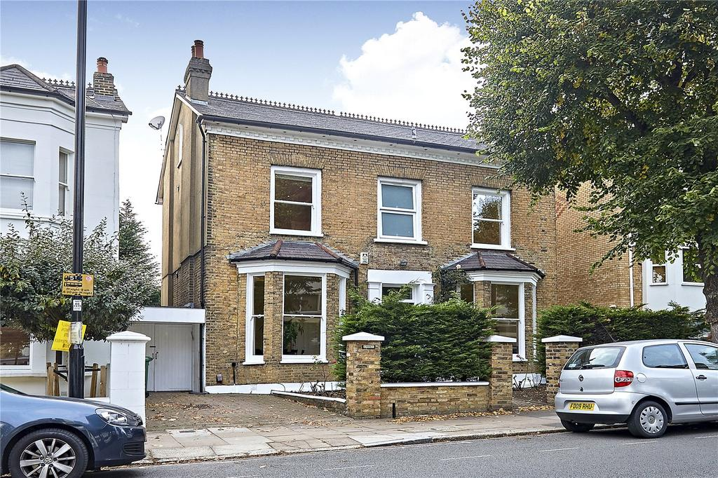 6 Bedrooms Detached House for sale in Eaton Rise, Ealing, London, W5