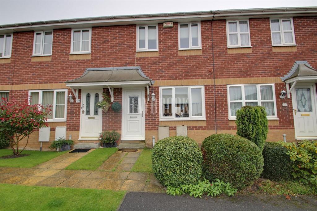 2 Bedrooms Terraced House for sale in Hazel Court, Ravenfield