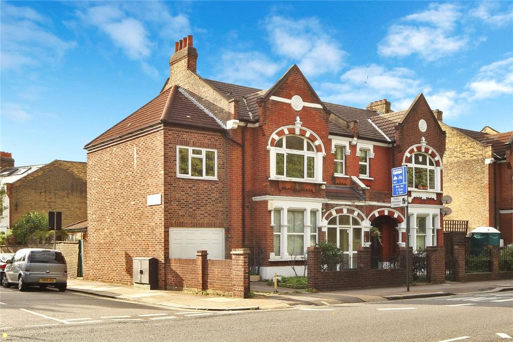 6 Bedrooms Semi Detached House for sale in Fulham Palace Road, London, SW6