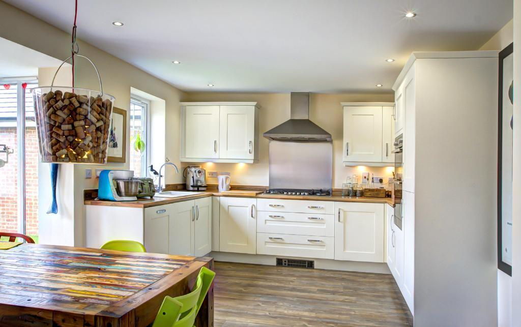 4 Bedrooms Detached House for sale in Little Blakelands, Marston Moretaine, Bedfordshire, MK43 0WB