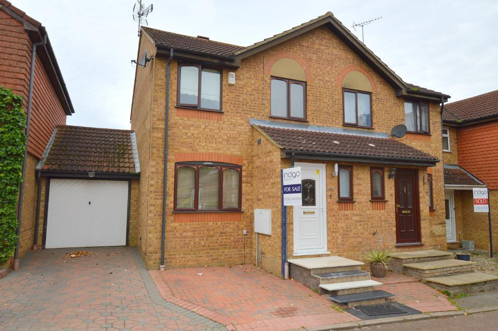 3 Bedrooms End Of Terrace House for sale in Pomeroy Grove, Luton, LU2 7SY