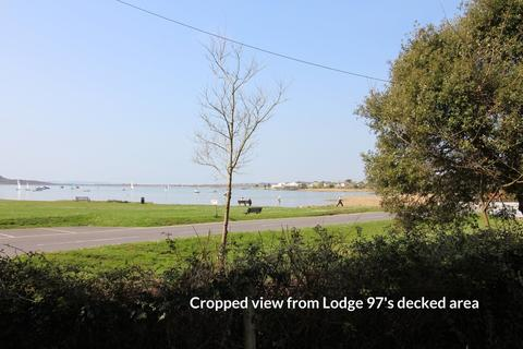 2 bedroom mobile home for sale - MUDEFORD BEACH