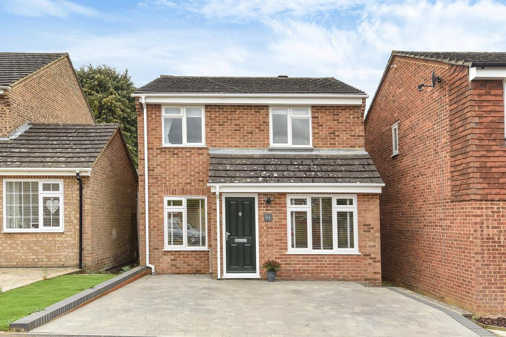 3 Bedrooms Detached House for sale in Barleycorn, Leybourne