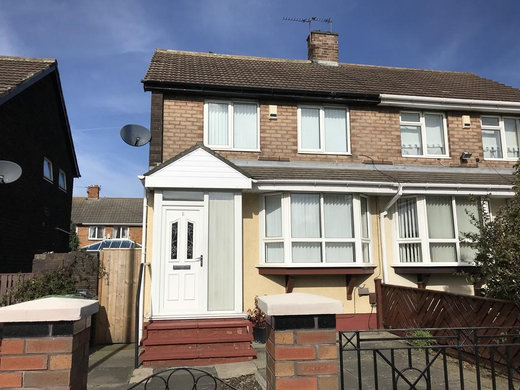 2 Bedrooms Semi Detached House for sale in Brunswick Road, Town End Farm