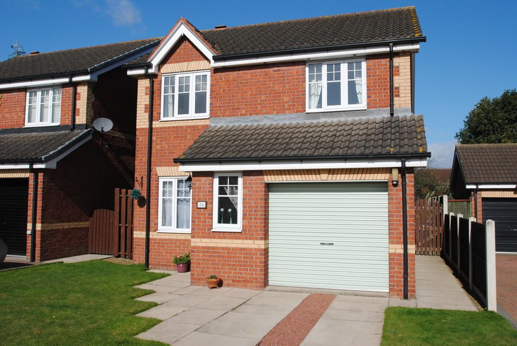 3 Bedrooms Detached House for sale in 26 Sandbeck Court