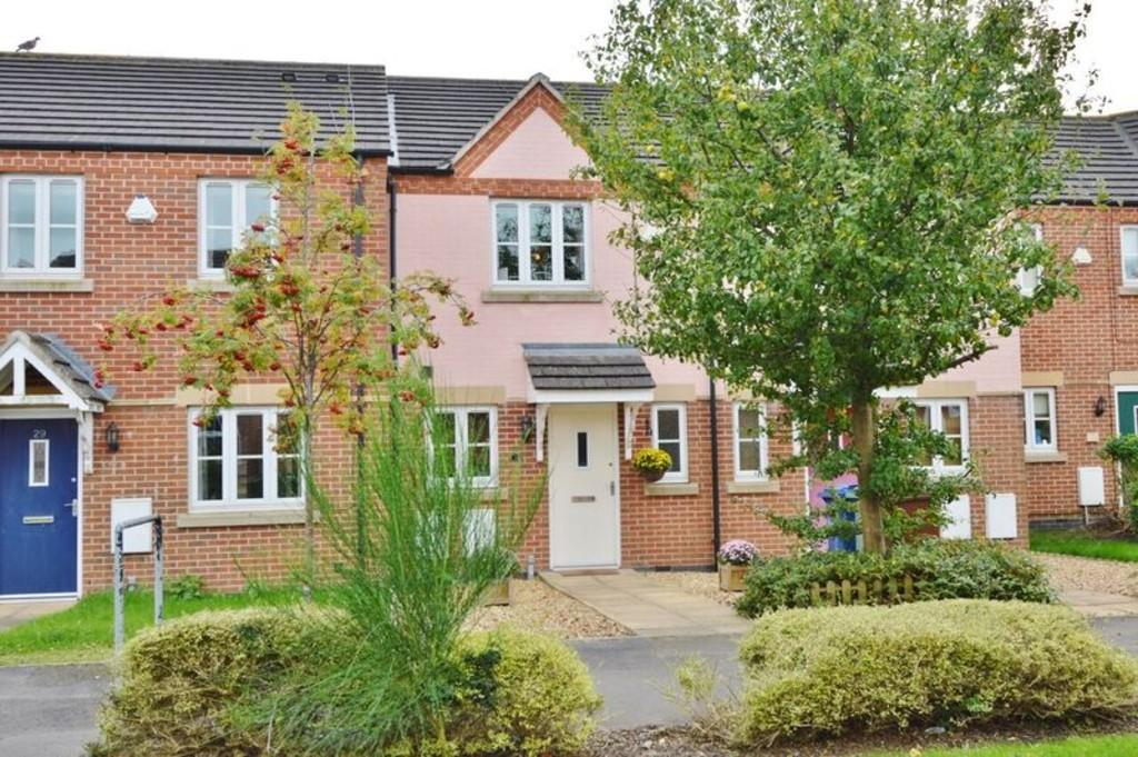 2 Bedrooms Terraced House for sale in Blakeley Close, Rugeley