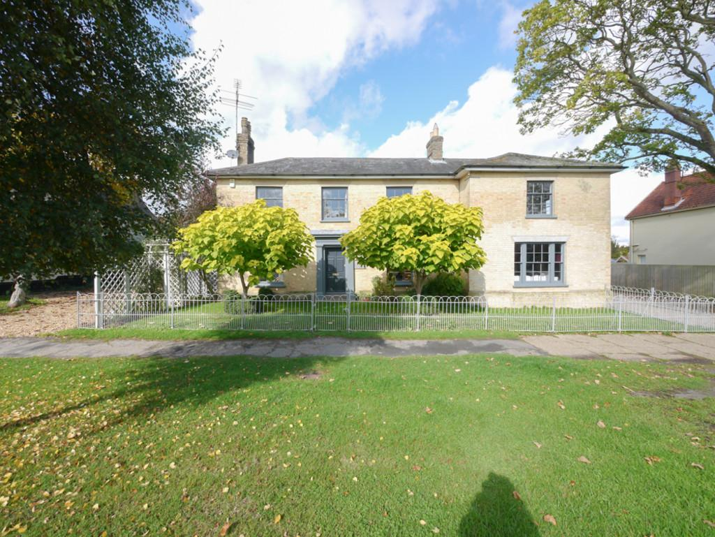 5 Bedrooms Detached House for sale in Suffolk House, Laxfield, Suffolk