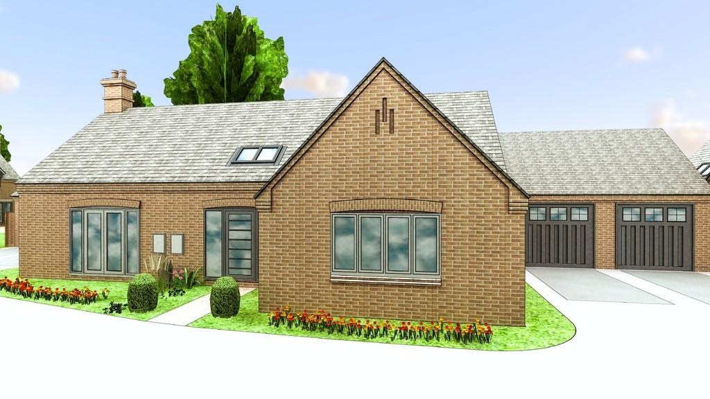 3 Bedrooms Detached Bungalow for sale in Ashby Road, Ravenstone