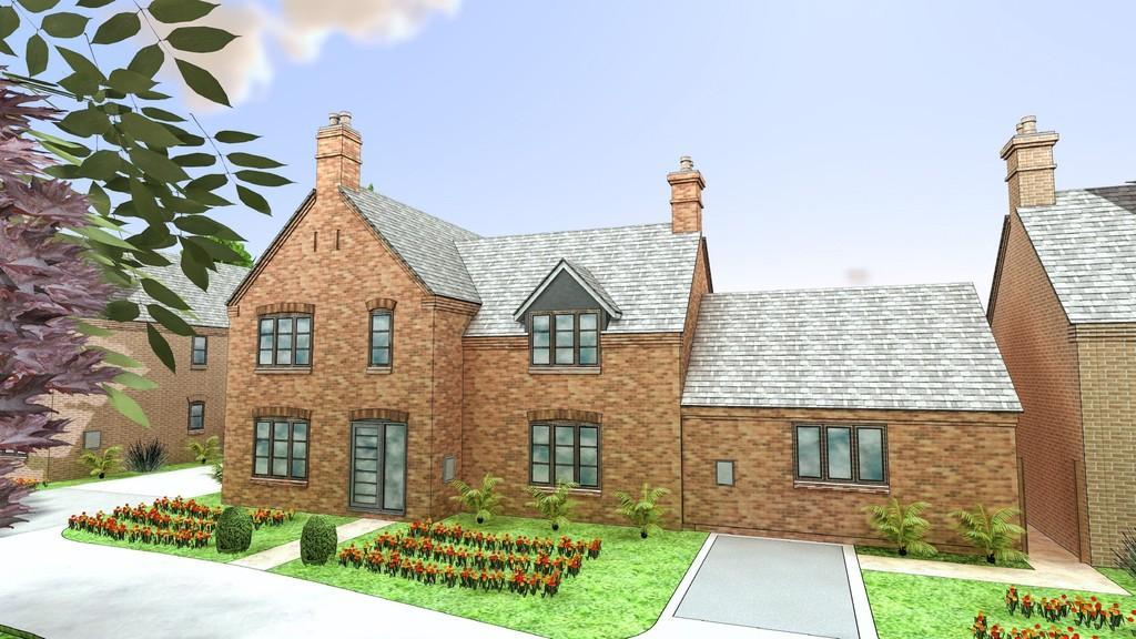 4 Bedrooms Detached House for sale in Ashby Road, Ravenstone