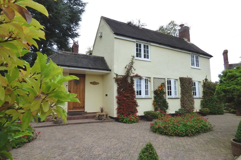 4 Bedrooms Detached House for sale in Lapley, Staffordshire
