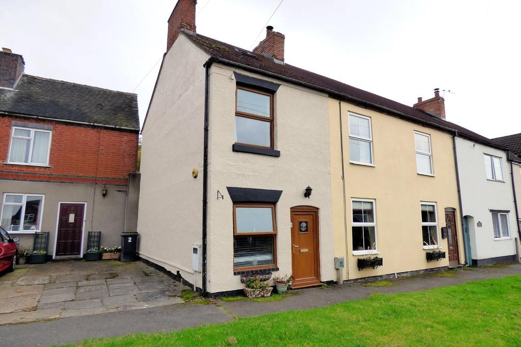 1 Bedroom End Of Terrace House for sale in The Square, Oakthorpe