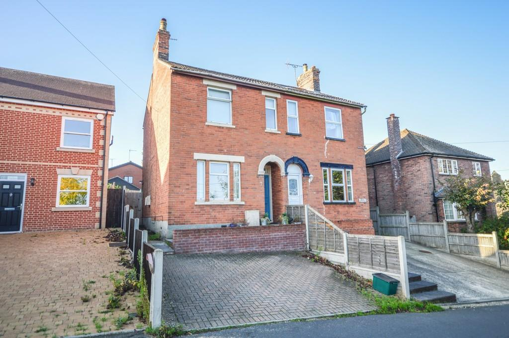 2 Bedrooms Semi Detached House for sale in Mill Hill, Mistley, Manningtree