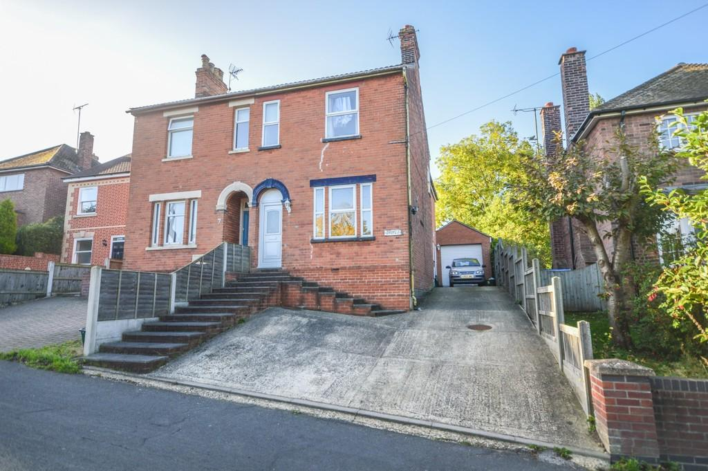 4 Bedrooms Semi Detached House for sale in Mill Hill, Mistley, Manningtree